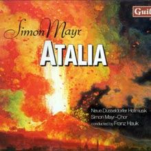 Simon Mayr - Atalia