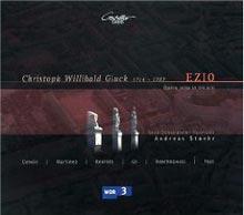 Christoph Willibald Gluck - EZIO - Opera seria in tre atti Prager Fassung von 1750