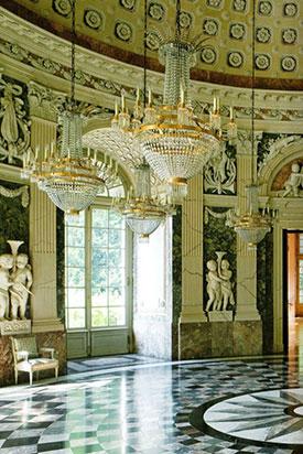 Wandelkonzerte Schloss Benrath - Kuppelsaal