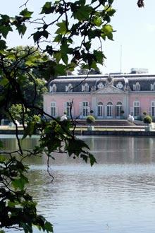 Wandelkonzerte auf Schloss Benrath