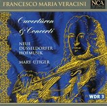 Francesco Maria Veracini - Ouvertüren & Concerti