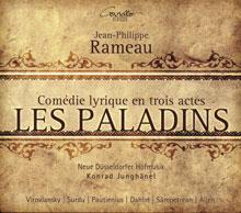 J. Ph. Rameau - Les Paladins