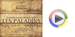 """Les Paladins"", Jean-Philippe Rameau"