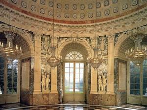 Schloss Benrath Kuppelsaal - Wandelkonzerte