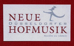 Neue Düsseldorfer Hofmusik