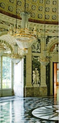 Schloss Benrath - Kuppelsaal
