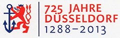 725 Jahre Düsseldorf