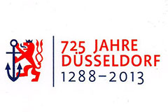 Festliches Konzert zum 725-jährigen Jubiläum der Stadt Düsseldorf