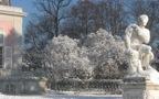 Schloss Benrath - Winterstimmung