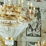 Schloss Benrath, Kuppelsaal (Ausschnitt) – Foto Archiv Düsseldorfer Hofmusik