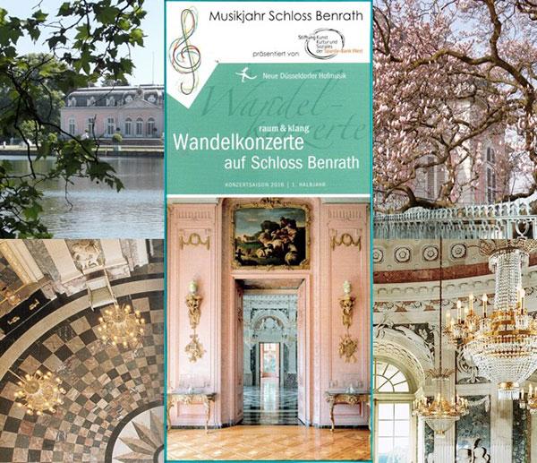 Konzerte auf Schloss Benrath