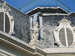 1. Wandelkonzert - Das Jagdschloss Benrath im Spiegel jagdlicher Musik